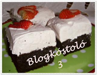 Blogkóstoló 3. forduló