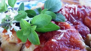 Molho de tomate caseiro e perfeito!