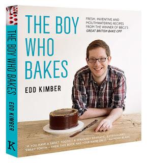 """Um livro: """"The boy who bakes"""" de Edd Kimber"""