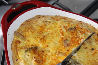 Kitchen Sink Quiche