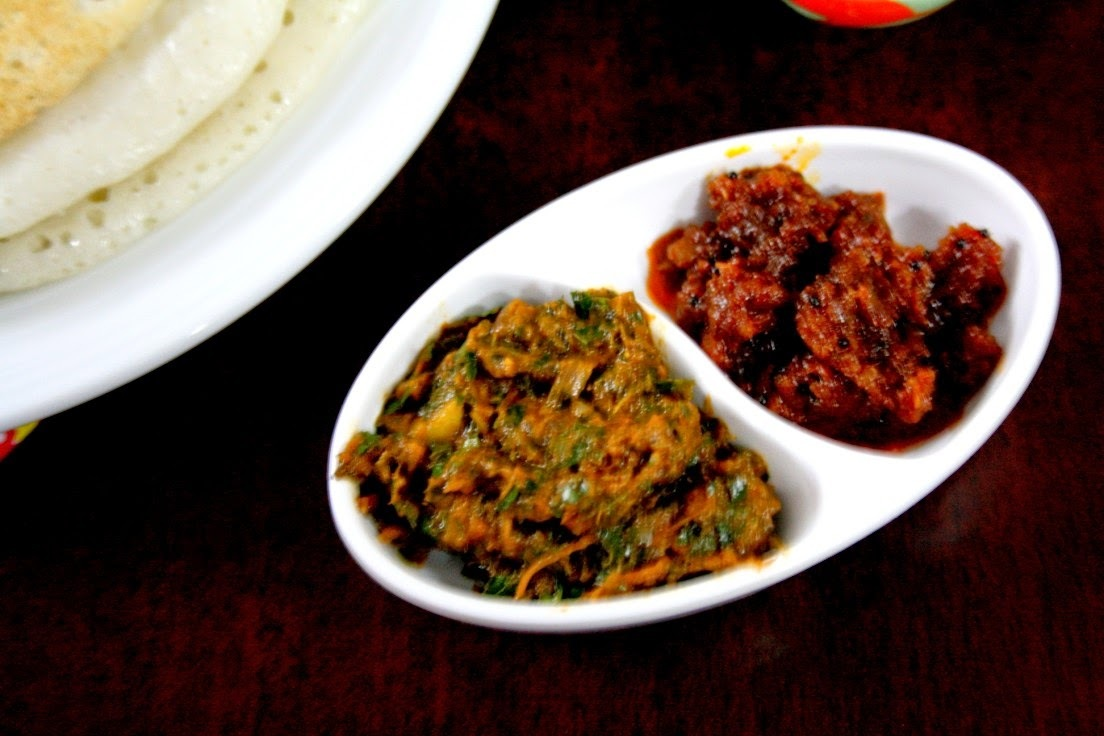Mangai Thokku | Mango Grated Pickle ~ Tamil Nadu Style