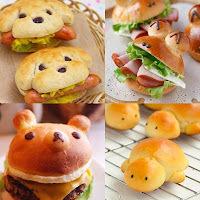 pão de hamburguer semelhante ao pão francês