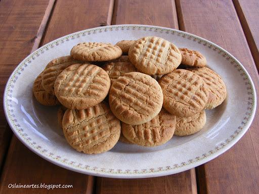 biscoito de farinha de milho fubá