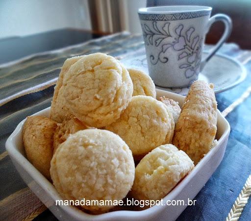 Biscoitos Quebra Quebra (de coco)