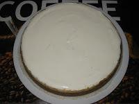 Cheesecake NewYork – pečená vanilková klasika s bílou čepicí