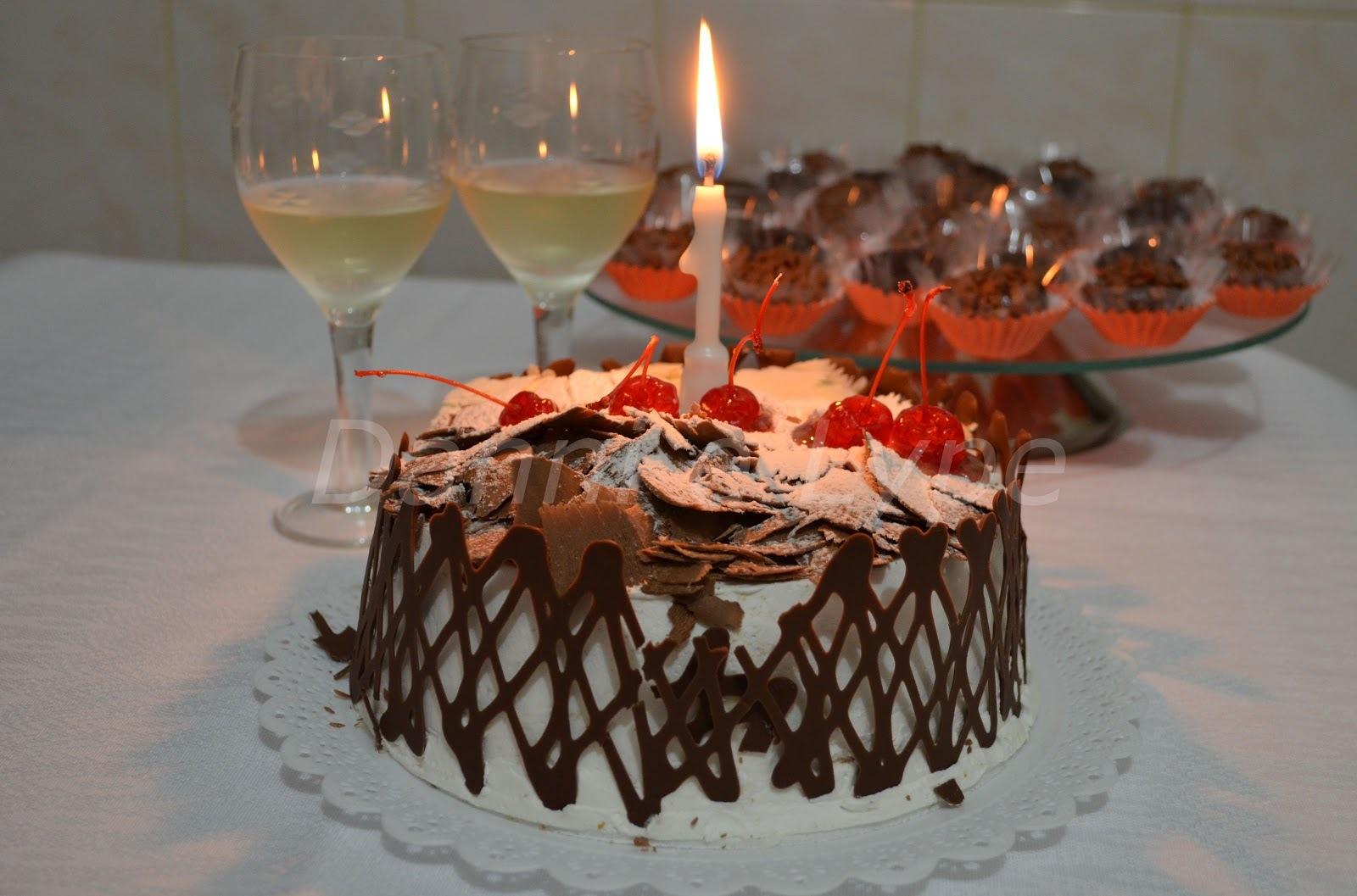 de bolo facil e simples de fazer para comemorar aniversario em casa