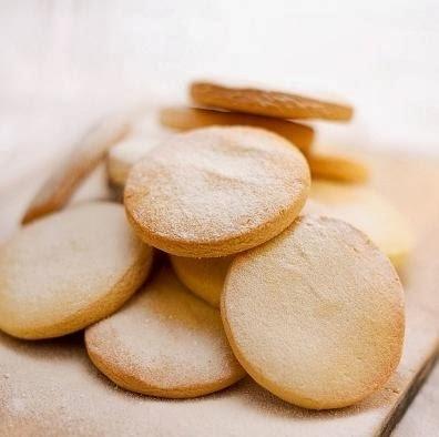 Galletas de mantequilla basicas y faciles