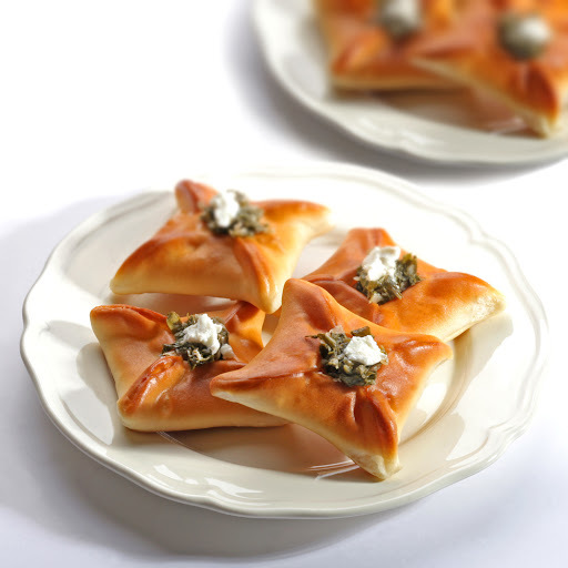 Sambousek Spinach Cheese Fillings Recipe