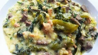 Παριανή Μαγειρίτσα από την Αργυρώ