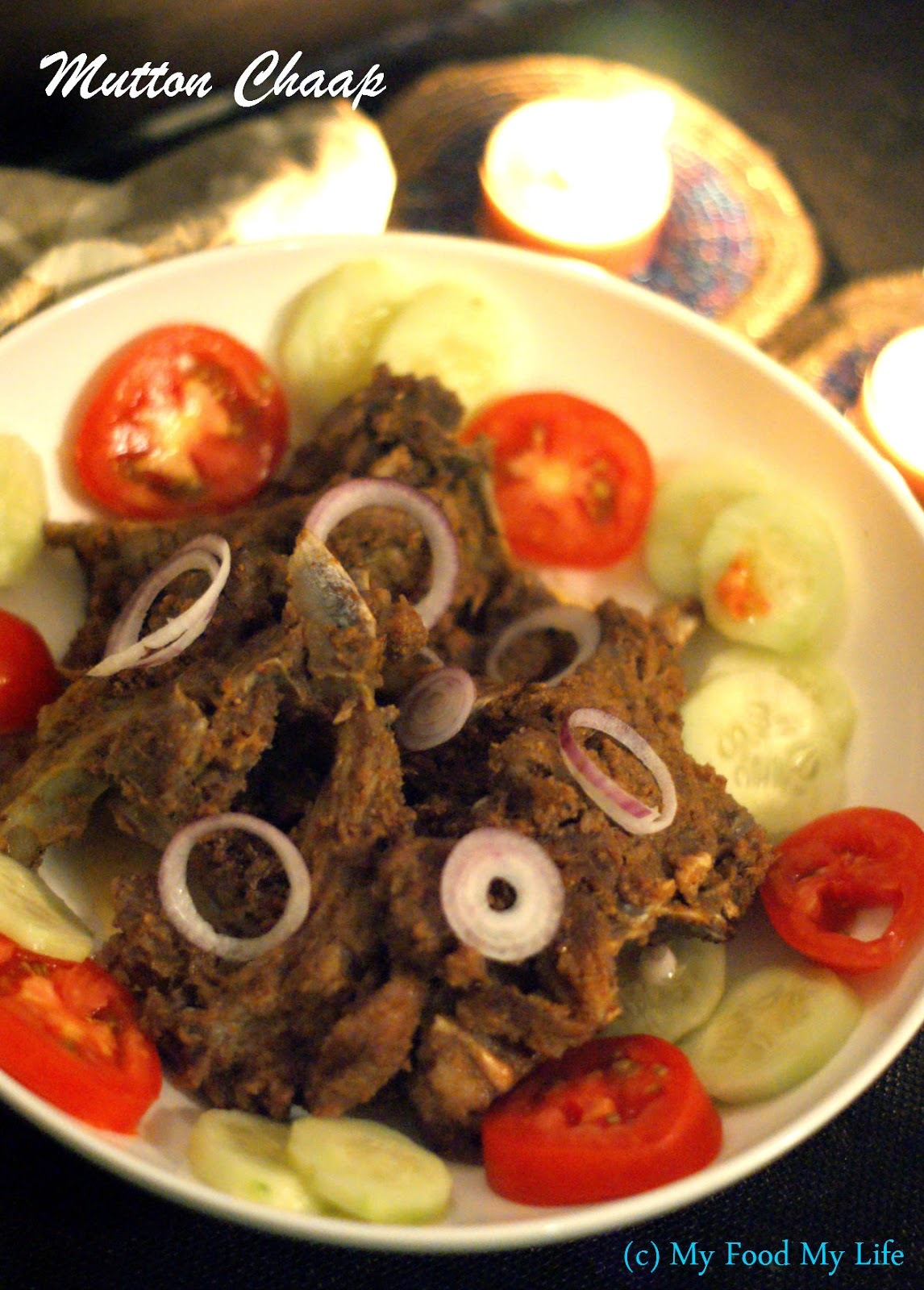 Mutton ChaaNp - Our Eid Special