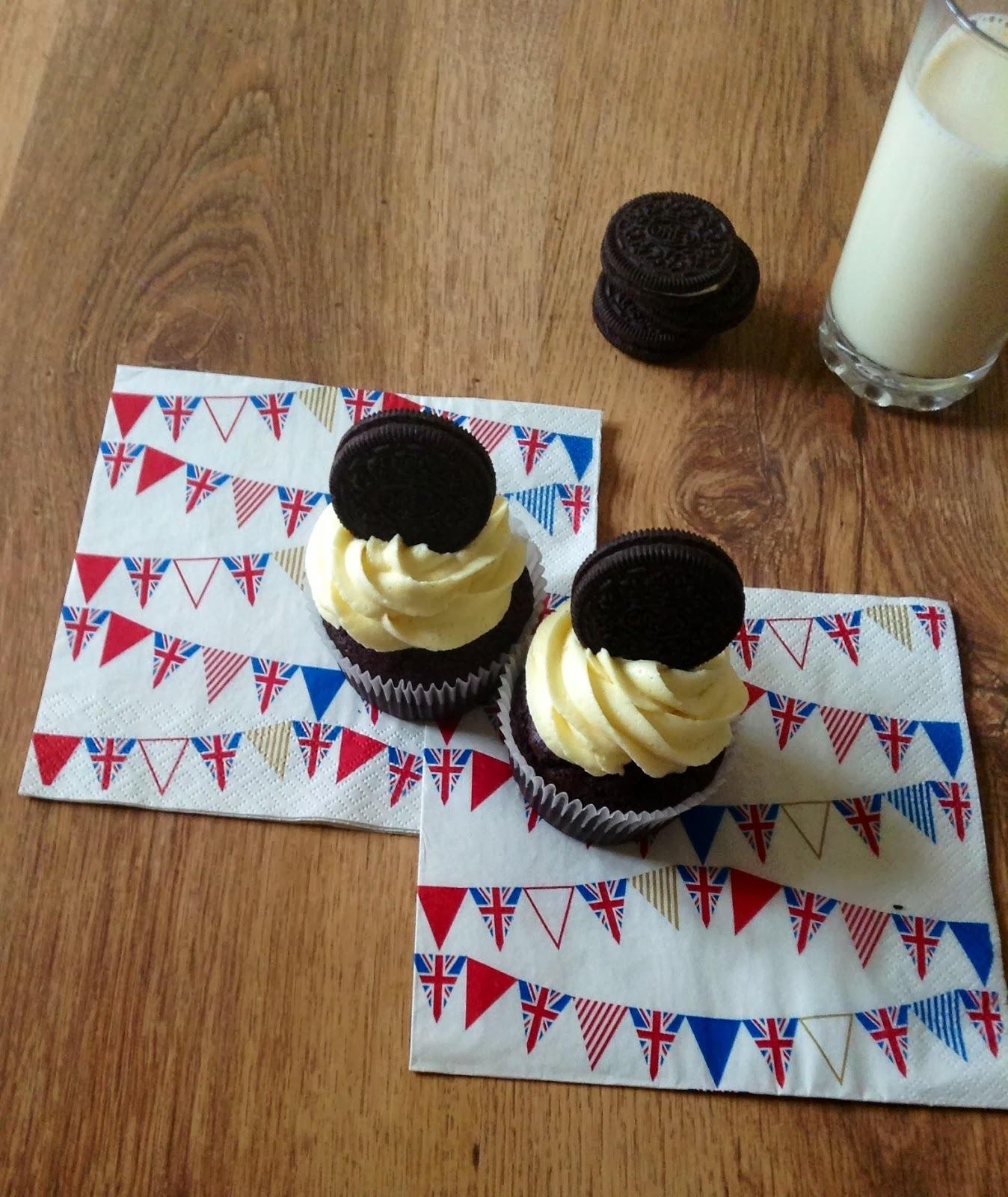 oreo cupcakes uk