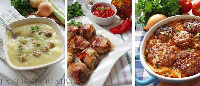 Ćuftice - ideje za brzzi ručak:)
