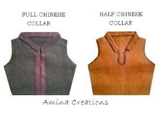 HOW TO STITCH A KAMEEZ WITH COLLAR / SEWING BASICS