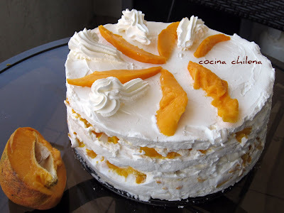 TORTA MERENGUE MANGO