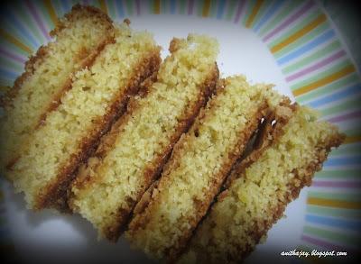 Rava / Semolina Cake