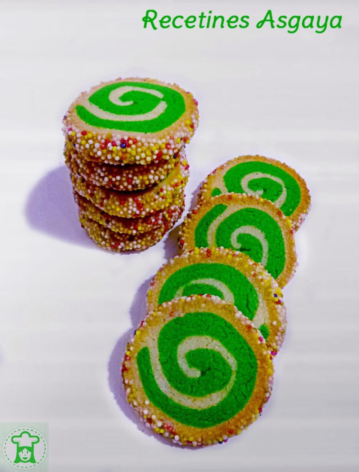 Espirales de Azúcar