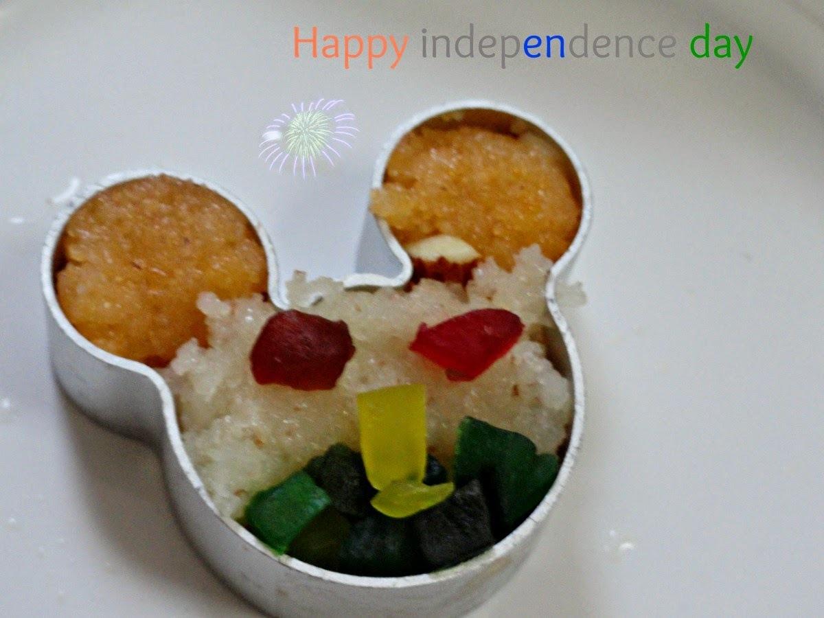 Rava Kesari/Easy Sweet Recipe/Independenceday recipe