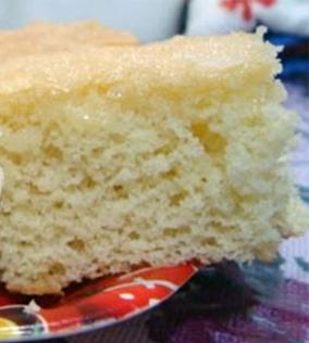 qual a quantidade de trigo para bolo para forma de 1 kg