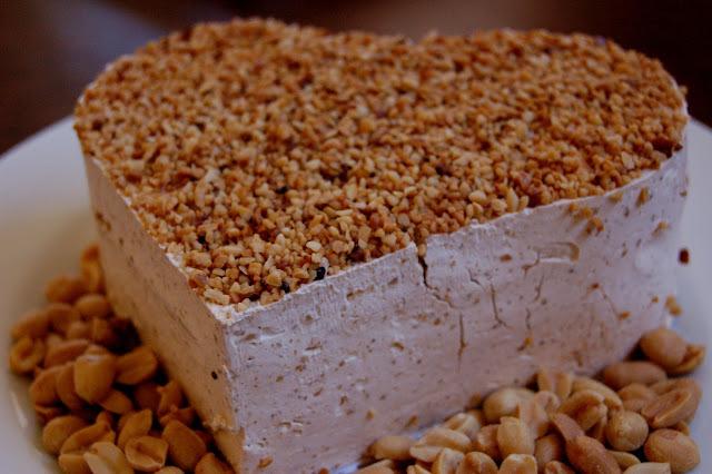 doce de amendoim moido