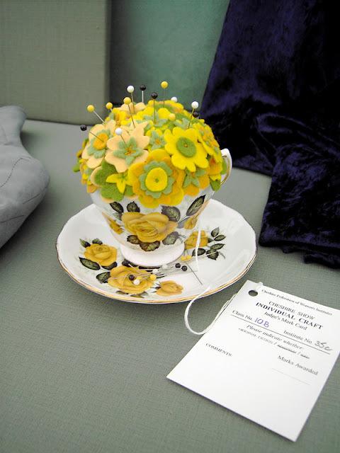 egg in teacup