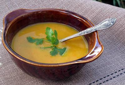 A Roasted Vegetable Soup to celebrate Matariki