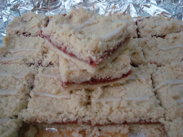 de recheio de bolo quadrado simples
