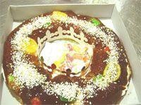 recetas  yucatecas -Roscón de Reyes yucateca