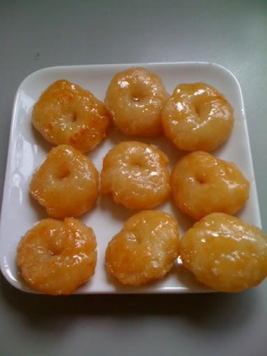 Badusha ( Diwali Sweet)