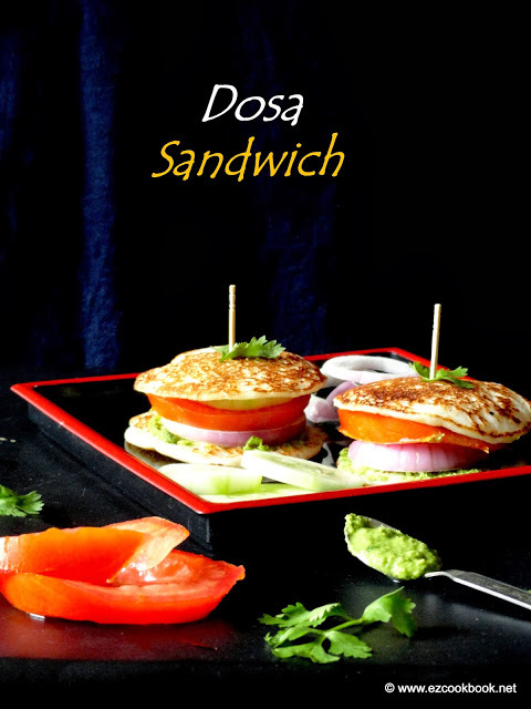 snacks from dosa batter