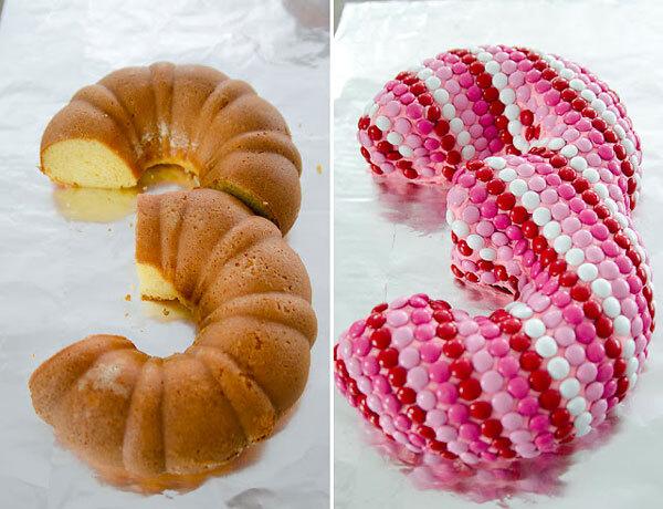 ver bolos no formato numero 3