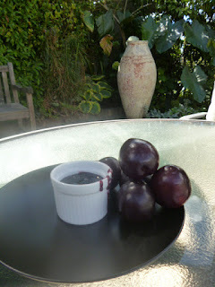 Sweet/sour Plum paste