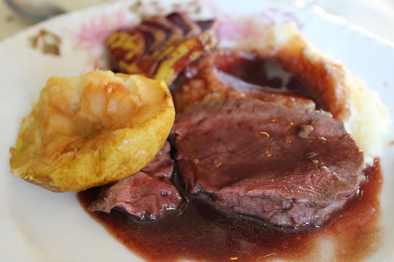 Recette de filet de chevreuil en sauce au vin, mariné