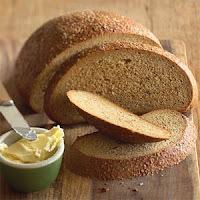 de pão integral com farinha de soja