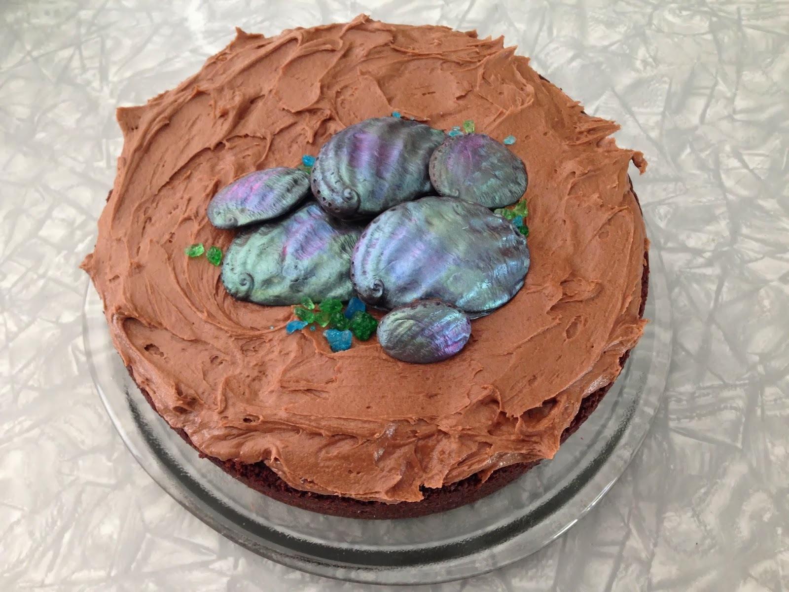 No egg chocolate cake - Poppy Bakes