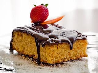 Dieta e Saude - 3 Receitas de Bolo