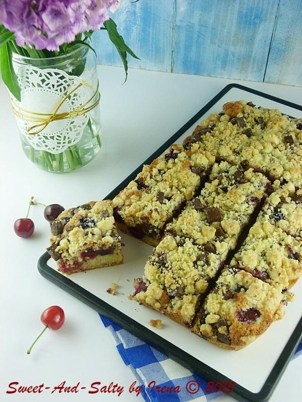 Čokoladni kolač sa trešnjama / Choco Cherry Cake