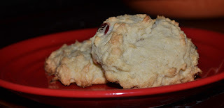 Guyanese Rock Buns with a Southern African Twist