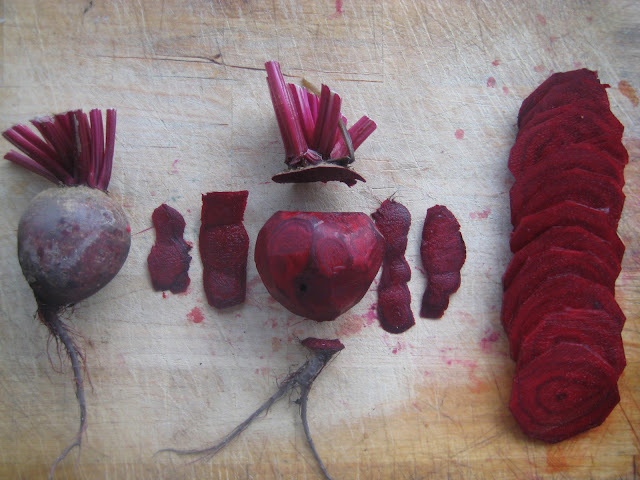 Candied Beetroot Truffles - Beetroot: part 2