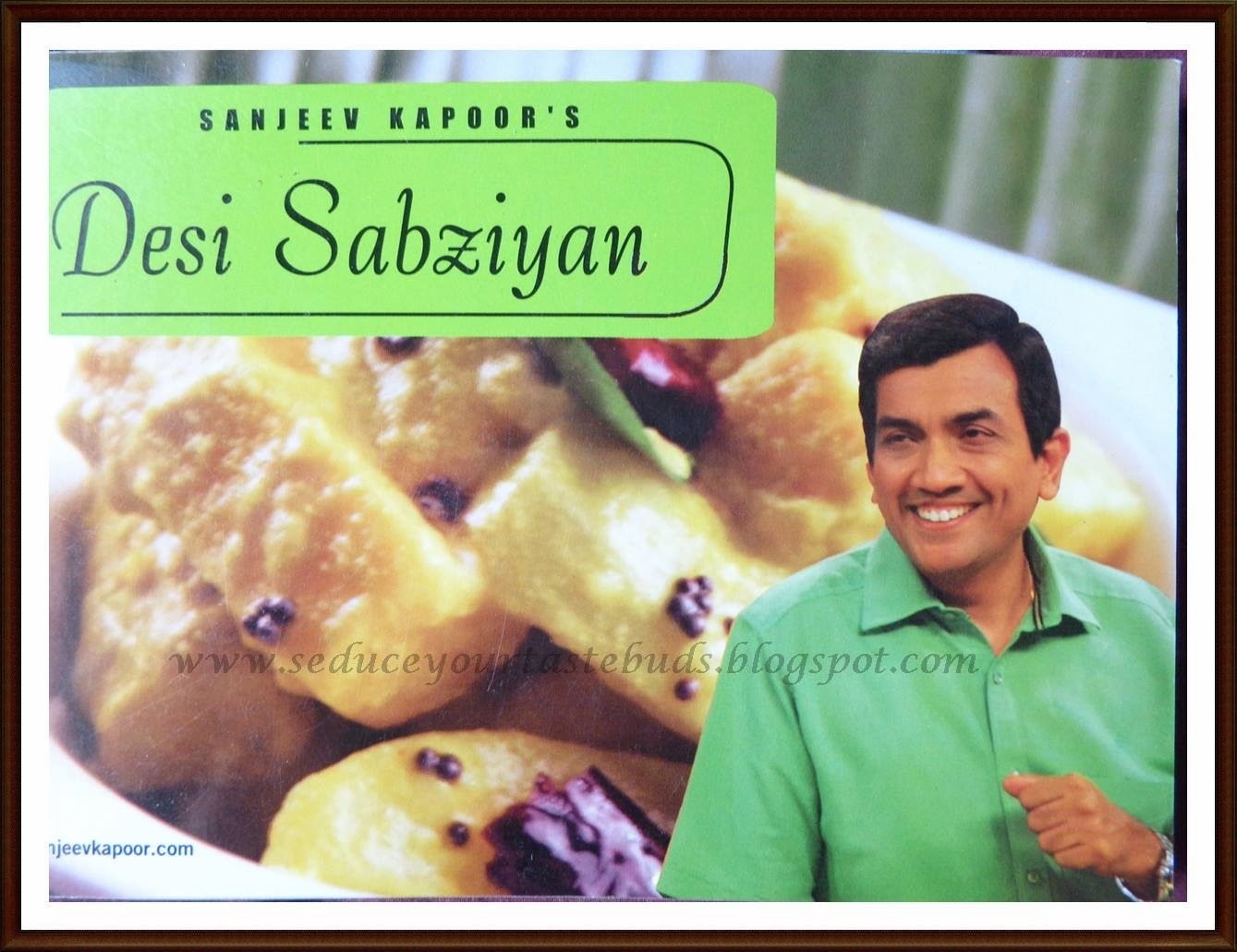 FR2 : Desi Sabziyan - Cookbook Review
