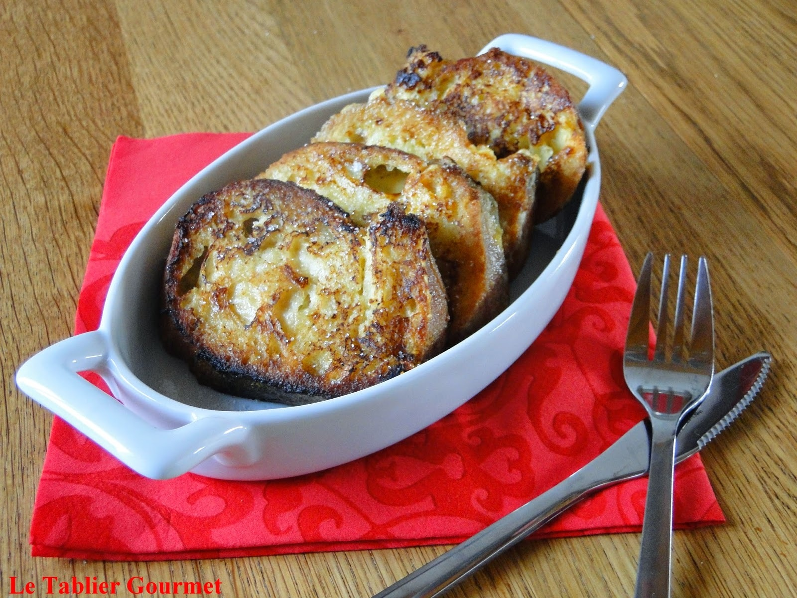 Pour ne plus gaspiller le pain, faites du pain perdu !