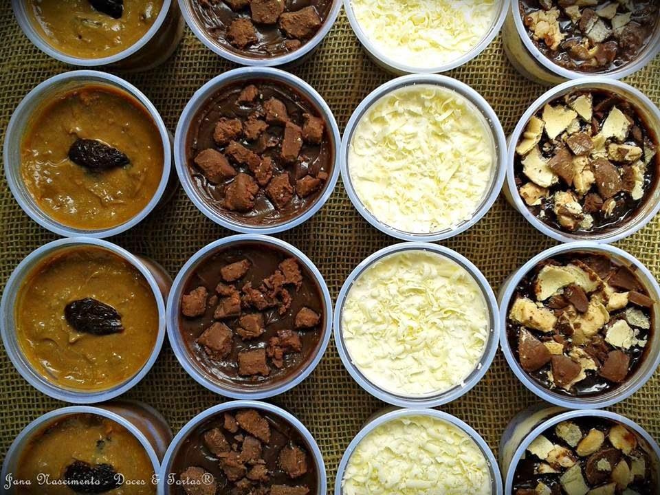 5 receitas de bolos no pote para fazer e começar a vender