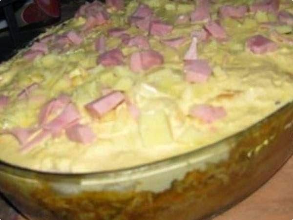 Torta de Pão de Fôrma com Requeijão Cremoso