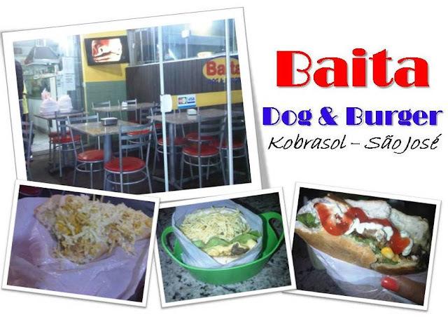 Baita Dog & Burger: nota dez com estrelinhas