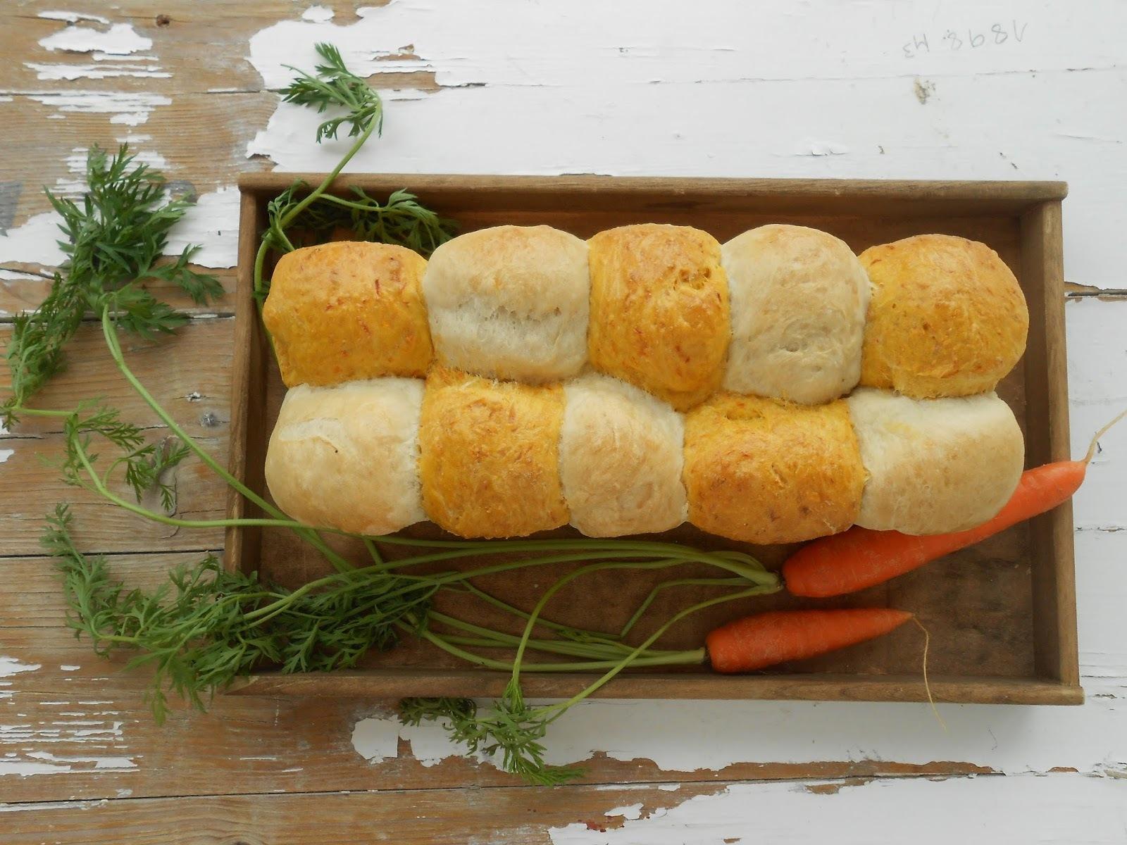 Pan de zanahoria