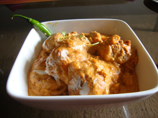 Malai Kofta Curry( Cottage Cheese in creamy sauce )