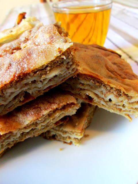 Burek - pita kao pašteta ( sa domaćim korama  i uputstvom )