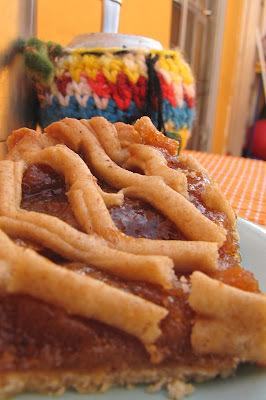masa de tarta con harina blancaflor