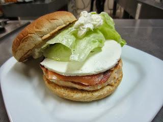 Hambúrguer de Salmão fresco e Defumado - Post V de V