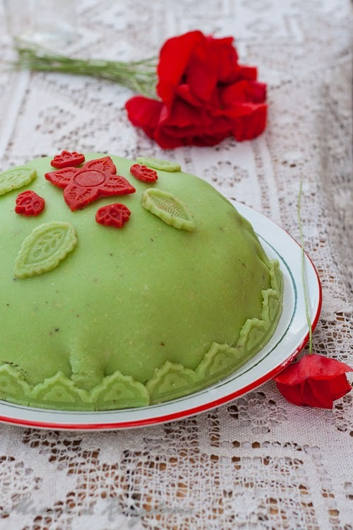 Daring Bakers Challenge, Maj 2013. - Švedska Prinsesstårta (Princes torta)