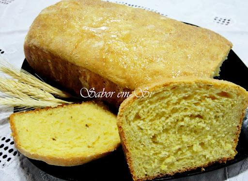 pão de ló fofinho de laranja